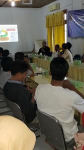 Senator Fachrul Razi berikan penjelasan mengenai UU No.6/2014 tentang Desa