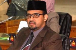 Iskandar Usman-Al-Farlaky Ketua Banleg DPRA