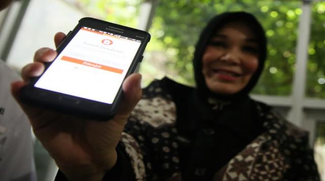 Aplikasi Pemko Banda Aceh dalam genggaman [Ilustrasi] sumber : aceh terkini
